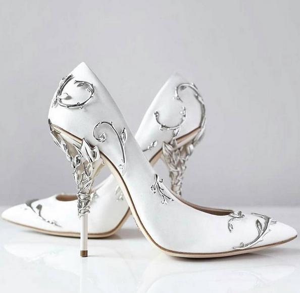 ralph-russo-couture-fall-2016 scarpe sposa