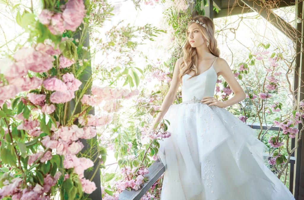 Alvina Valenta sposa Fall 2016
