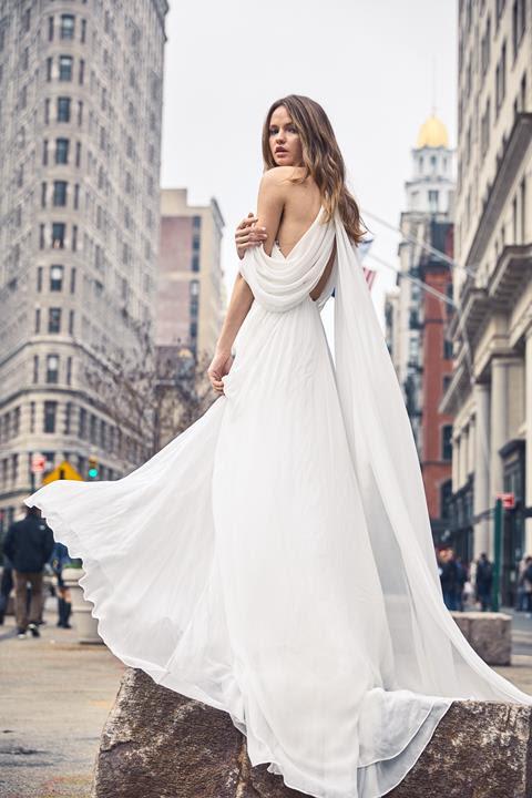 Bliss Monique Lhuillier Sposa Spring 2018