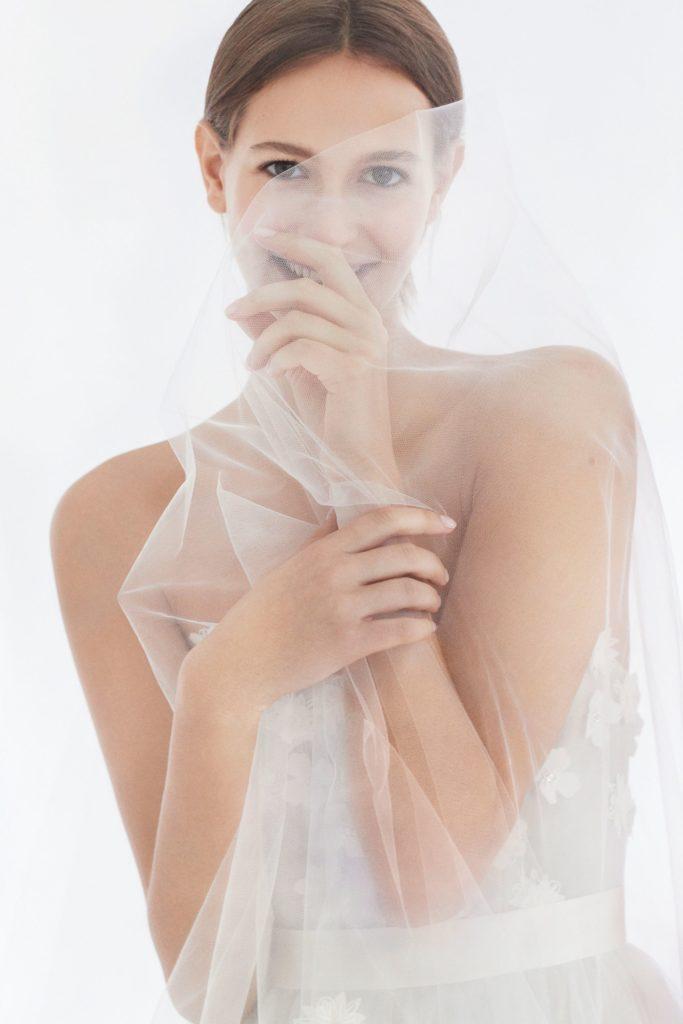 Carolina Herrera sposa Fall 2018