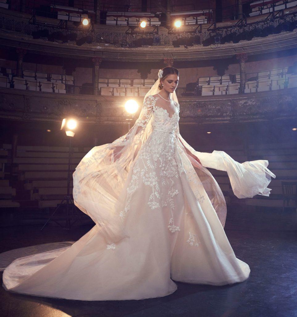 Elie Saab sposa Fall 2018
