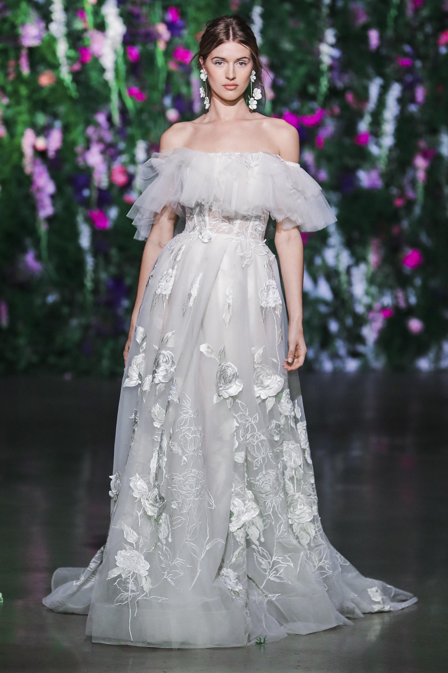 collezione sposa Galia Lahav Couture Fall 2018