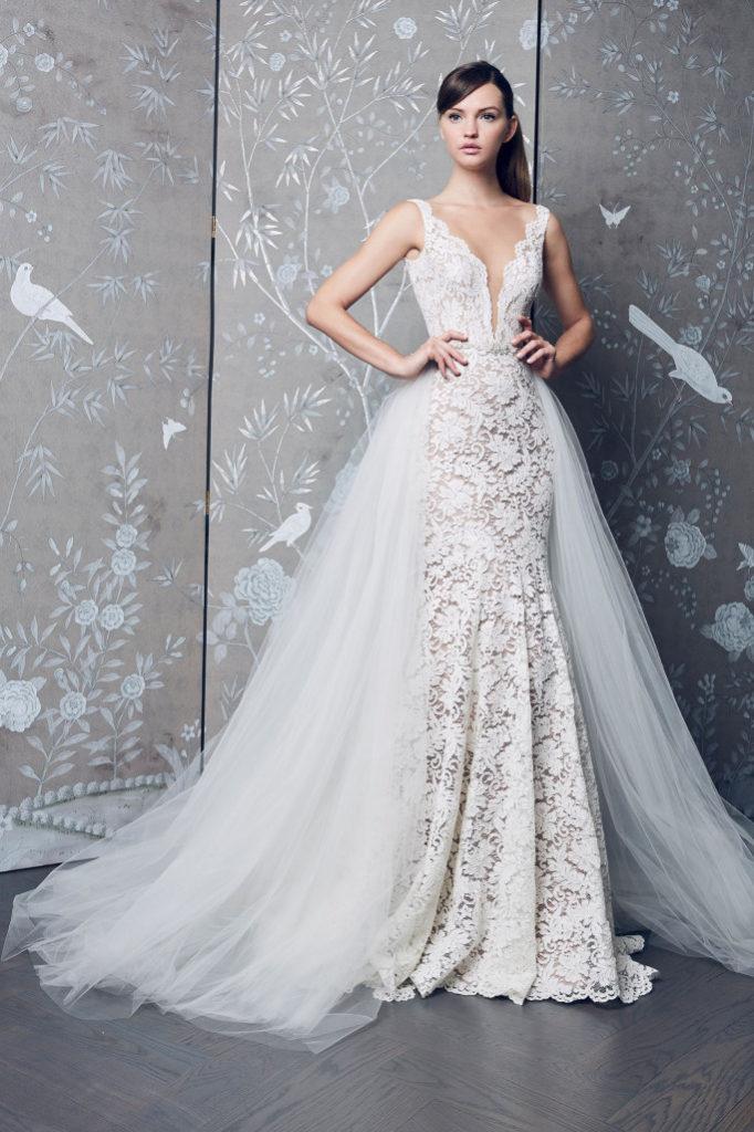 Abito da sposa componibile Legends Romona Keveza Bridal Fall 2018