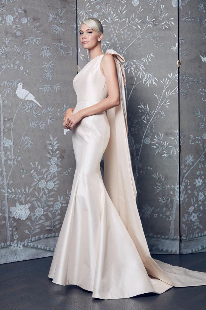 Abito da sposa rosa Legends Romona Keveza Fall 2018