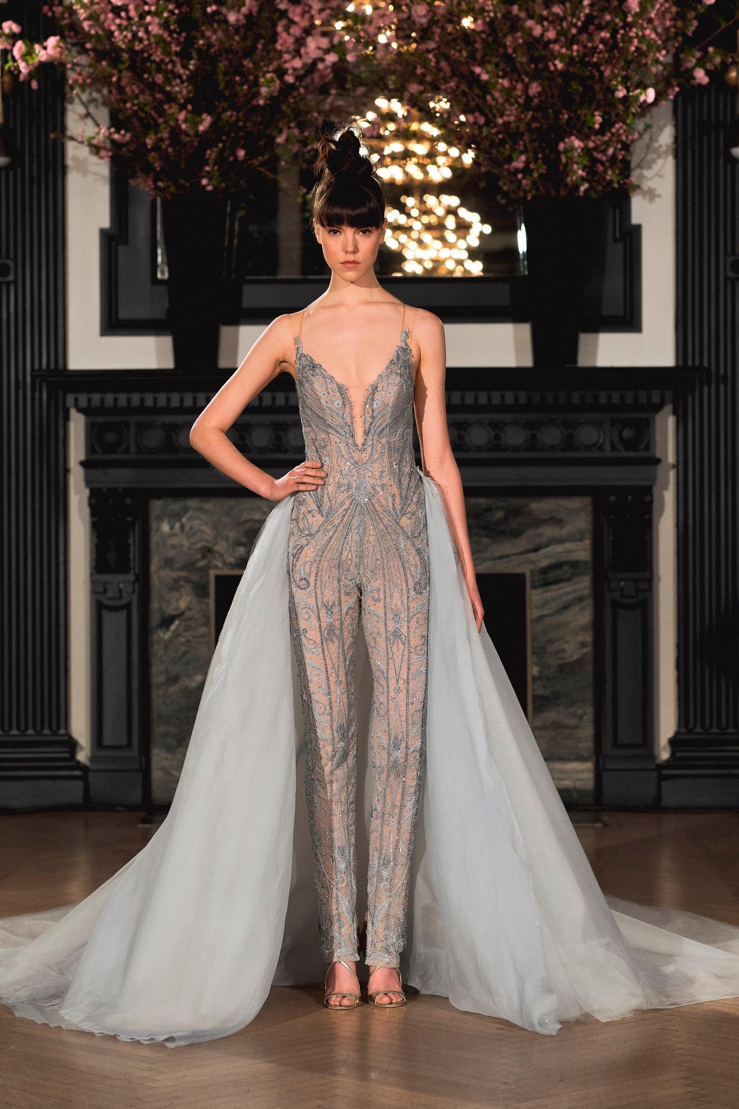 ines-di-santo-wedding-dresses-spring-2019-tuta da sposa