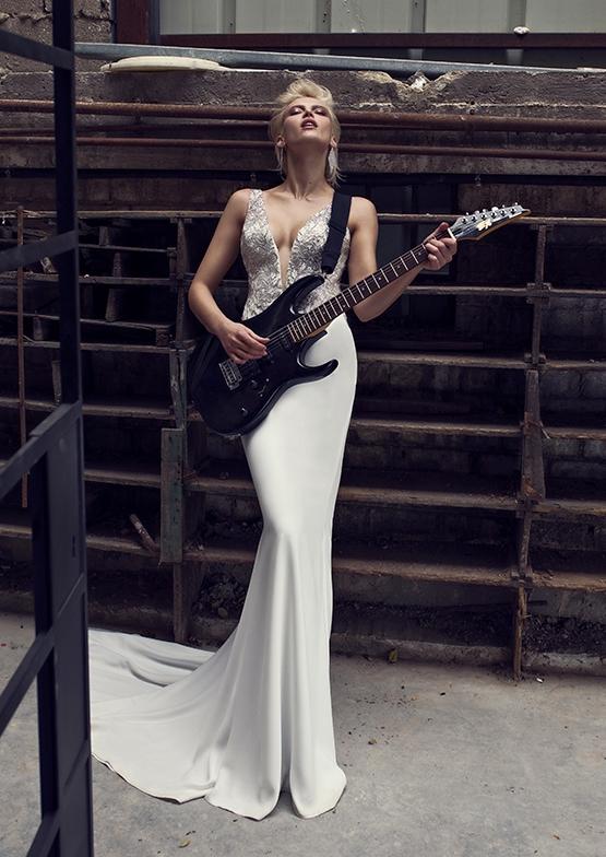 collezione sposa Pnina Tornai Love: stile rock a prezzi