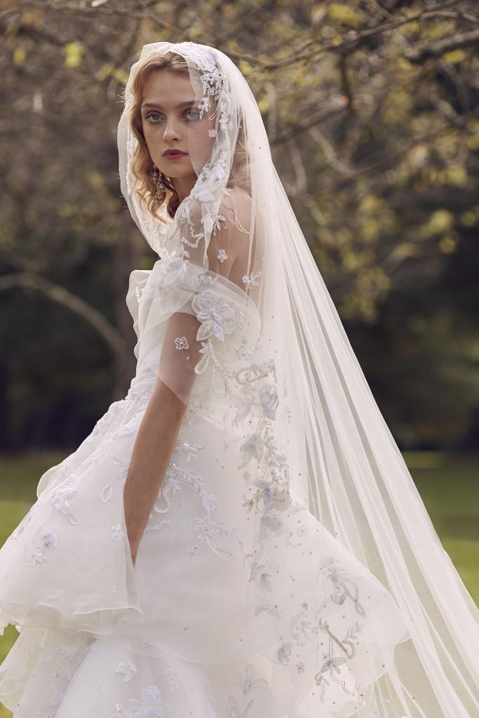 Marchesa sposa Fall 2019