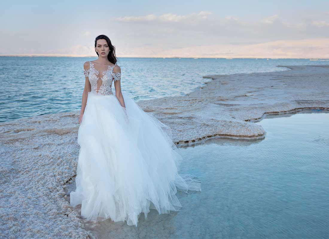 Collezione sposa Pnina Tornai Love 2020