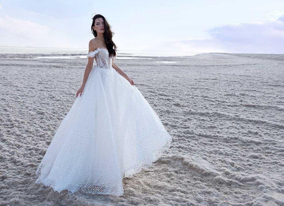 Abito da sposa Pnina Tornai Love 2020 prezzo 5.200 dollari