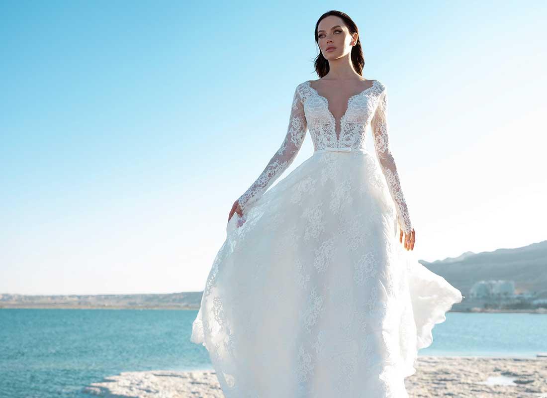 Abito da sposa Pnina Tornai Love 2020 prezzo 4.800 dollari