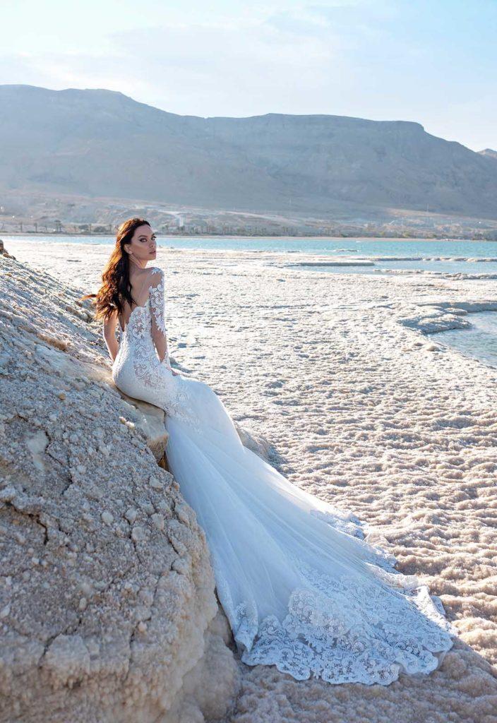 Abito da sposa Pnina Tornai Love 2020 prezzo 5.800 dollari