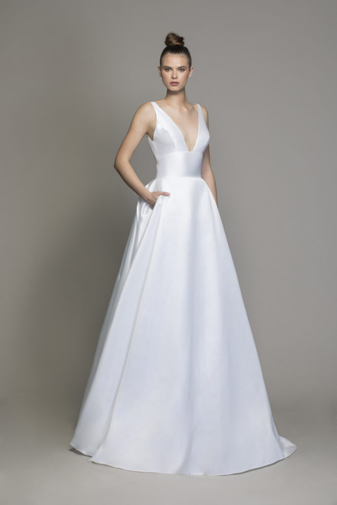 1b9303be17b8 Abito da sposa Pnina Tornai Love 2020 prezzo 4.300 dollari. The Dress