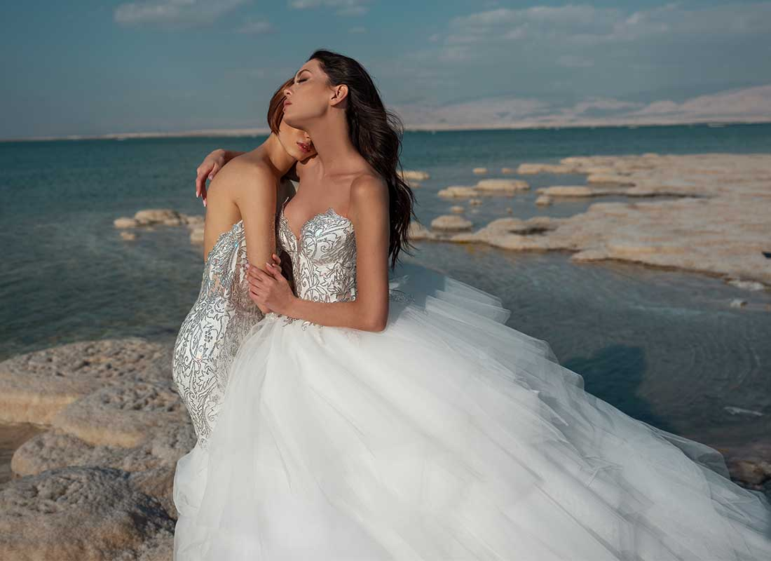 Abito da sposa Pnina Tornai Love 2020