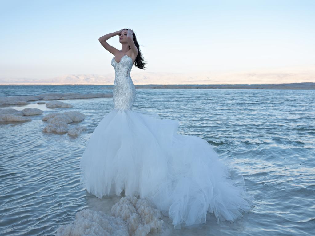 Abito da sposa Pnina Tornai Love 2020 prezzo 5.700 dollari