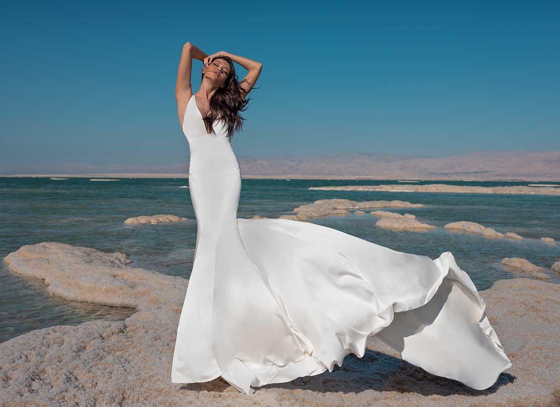 Abito da sposa Pnina Tornai Love 2020 prezzo 3.900 dollari