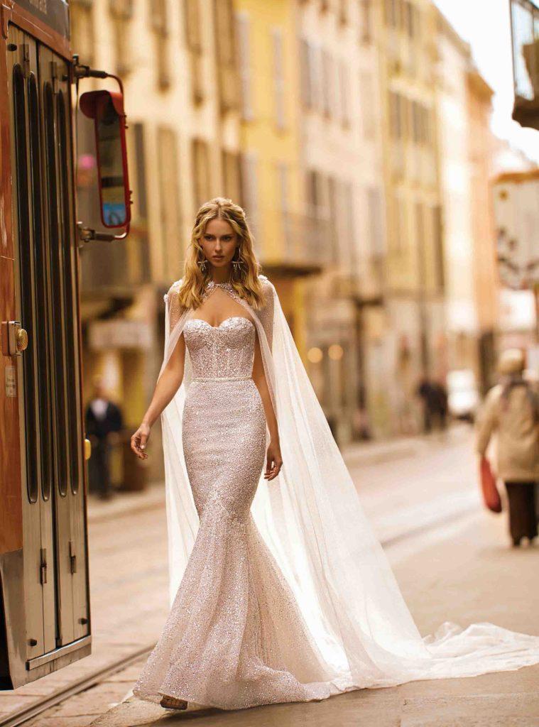 Berta sposa Spring 2020 Milano Collection