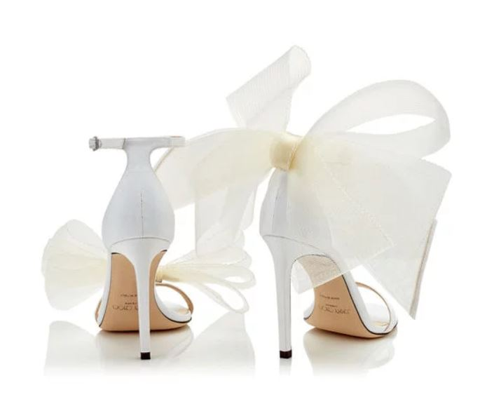Scarpe Sposa 100 Euro.Strepitose Scarpe Da Sposa Jimmy Choo