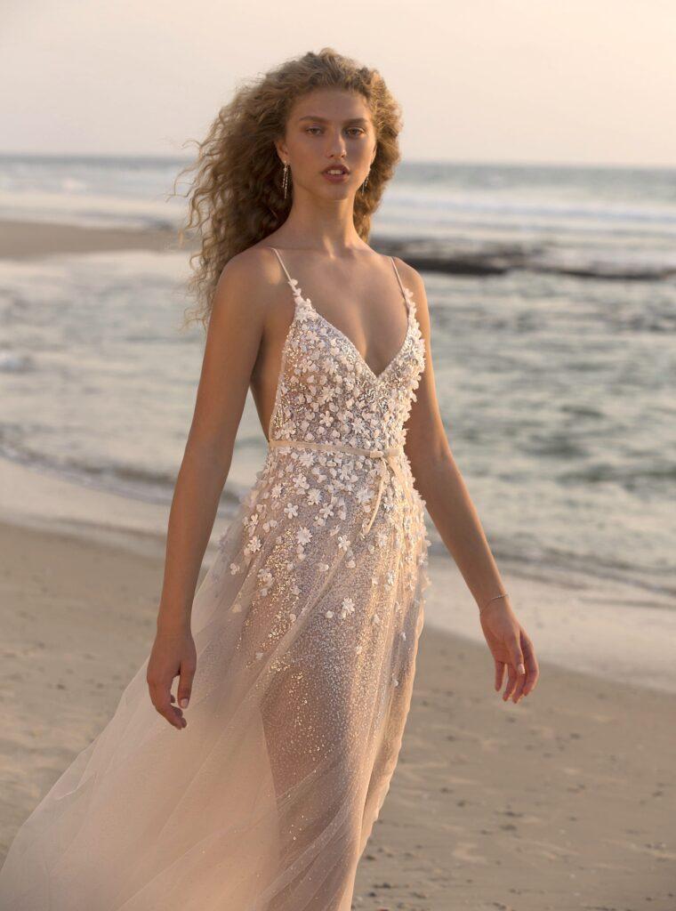 abito da sposa estivo Muse Berta 2021