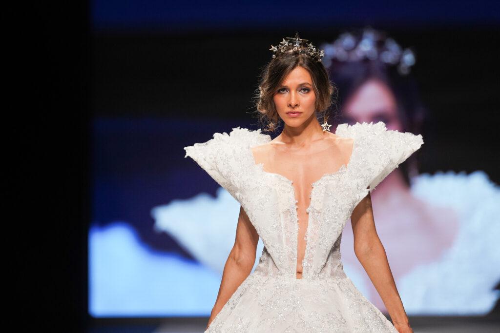 abito da sposa scultura Emiliano Bengasi 2022